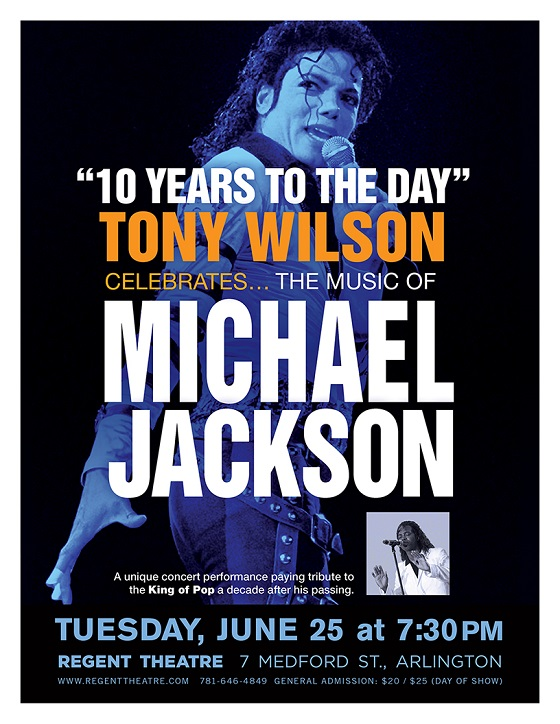 """62f733f6aee5f In the early 1980's, Tony Wilson (aka """"Young James Brown"""") began his  entertainment career as a Michael Jackson impersonator, and was so good at  his job, ..."""